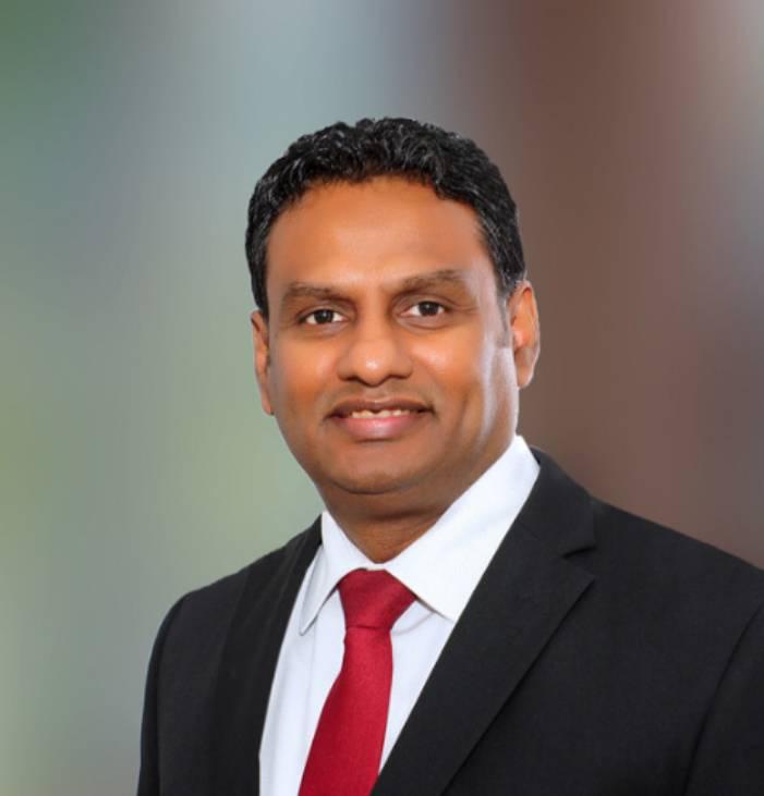 Nishantha Management Consultant for Hatchyard